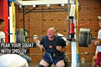 Latihan Smolov