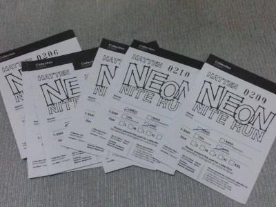 Neon Nite Run