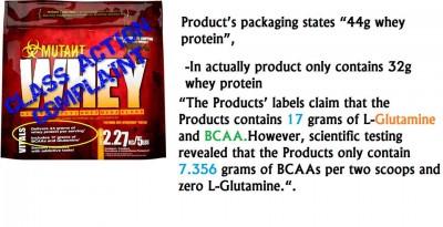 Protein Scam 2