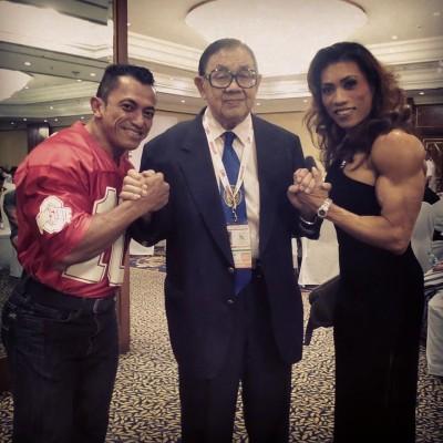 Sazali Samad, Dato Wira Gan Boon Leong dan Lilian Tan