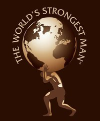 World Strongest Man Logo