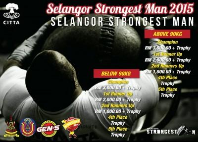 Selangor Strongestman 5