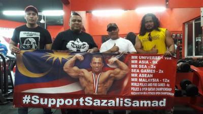 Sazali Steroid 2