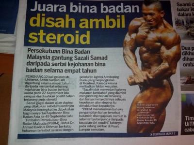 Sazali Steroid