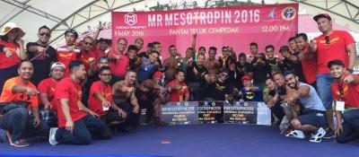 Mr Mesotropin 2016