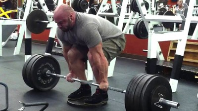 Cara Deficit Deadlift