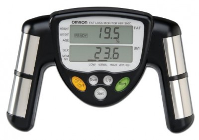 Alat Bioelectrical Impedance Scale