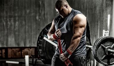 Aiman Radzi - Berlatih Seperti Strongman