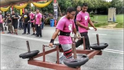 Aiman - Farmer's Frame 180kg