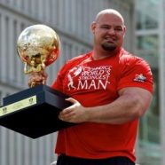 Keputusan World Strongest Man 2016