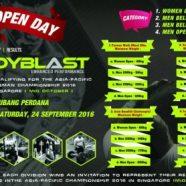 Malaysia's Strongman Record Day