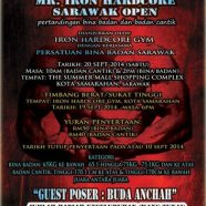 Mr. Iron Hardcore Sarawak Open